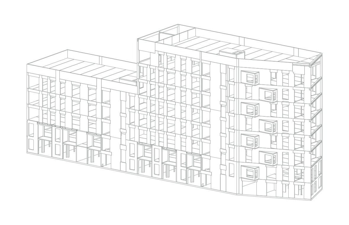 Bridport House - Projects - Eurban