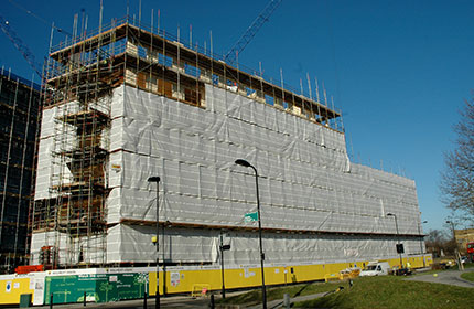 Bridport House - Eurban History