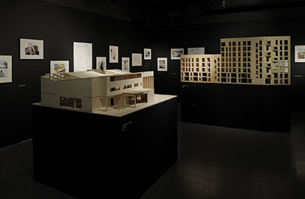 Building Centre Exhibit - Eurban History