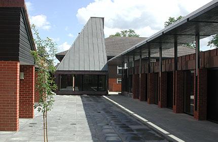 Caldicott School - Eurban History