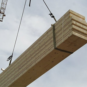 Dowel Laminated Timber
