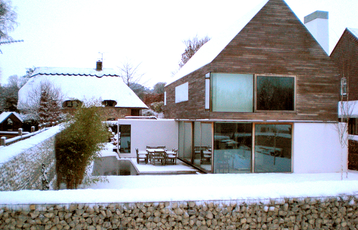 Long House | Hampshire | Built Work | Eurban