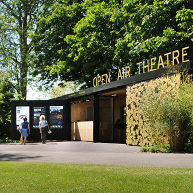 Regent's Park Open Air Theatre - Built Work - Eurban
