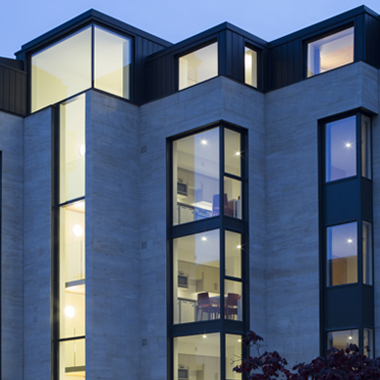 Mansfield College - Built Work - Eurban
