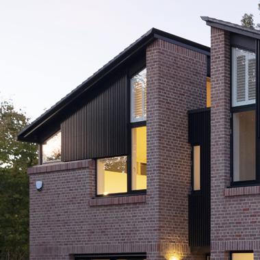 Push-Pull House - Built Work - Eurban