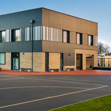 Histon Primary School - Built Work - Eurban