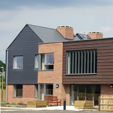 HCC Extra Care Homes - Built Work - Eurban