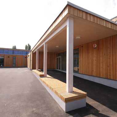 Oakridge Junior School - Built Work - Eurban
