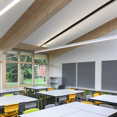 The Butts Primary School - Built Work - Eurban