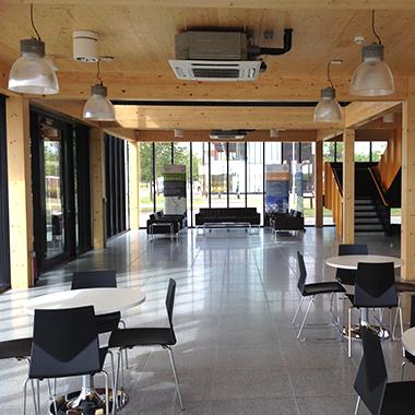 Alconbury Amenity Building - Projects - Eurban