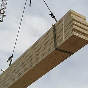 Dowel Laminated Timber