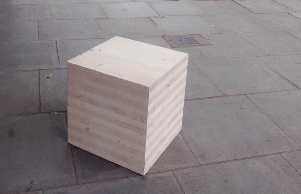 CLT Cube Main Image -  Eurban