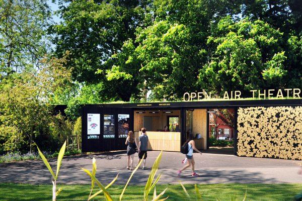 Regents Park Open Air Theatre Banner -  Eurban