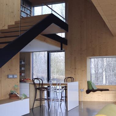 Field House - Built Work - Eurban