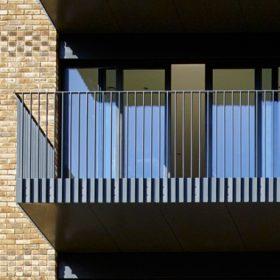 Balcony CLT Feature