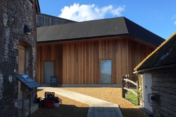 Charleston Barns Complete -  Eurban