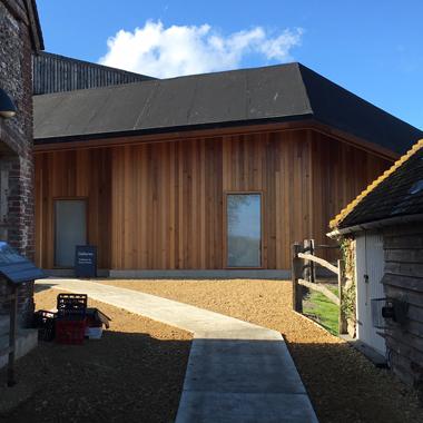Charleston Barns Feature Image
