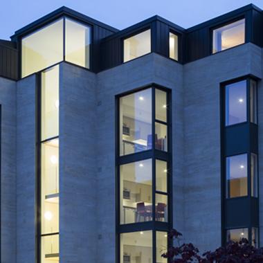Mansfield College - Built Work - Eurban